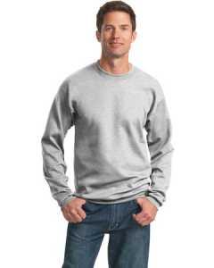 Embroidered Port & Co Ultimate Crew Sweatshirt.