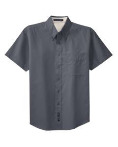 Port Authority Short Sleeve Easy Care Shirt.