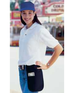 MONEY POUCH BELT BLACK