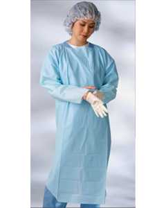NON SURGICAL ISOLATION GOWN - POLYETHYLENE